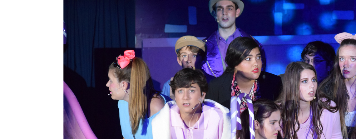Willy Wonka presented by STARS Theater 2