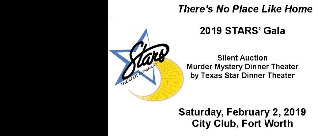 STARS 2019 Gala: There's No Place Like Home!