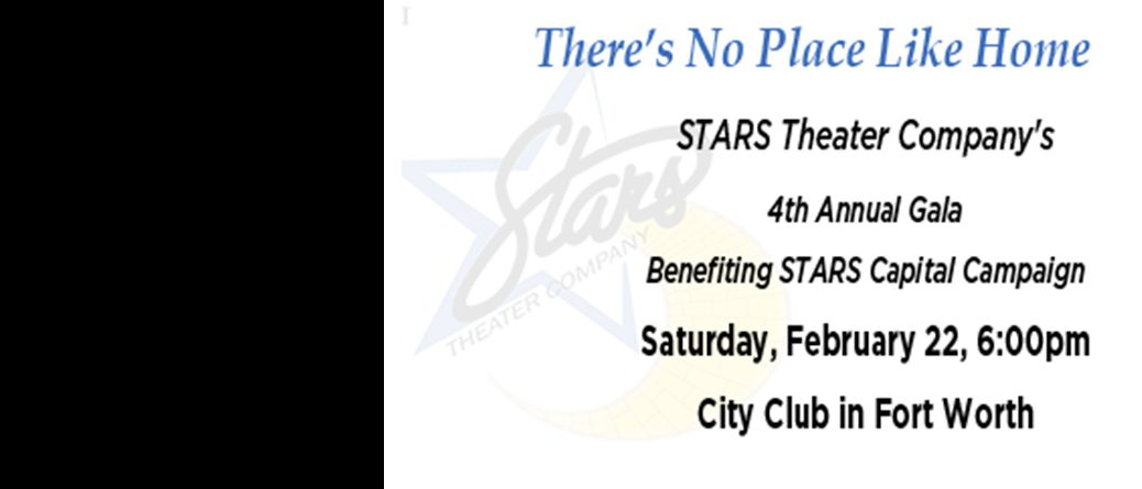 STARS 2020 Gala: There's No Place Like Home!