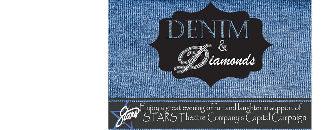Denim & Diamonds Murder Mystery Dinner Theater Gala